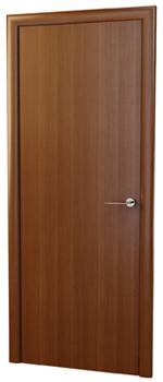 Межкомнатная дверь из массива бука Лидер Ирина ДГ (Орех
